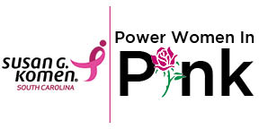 Power Women in Pink Logo