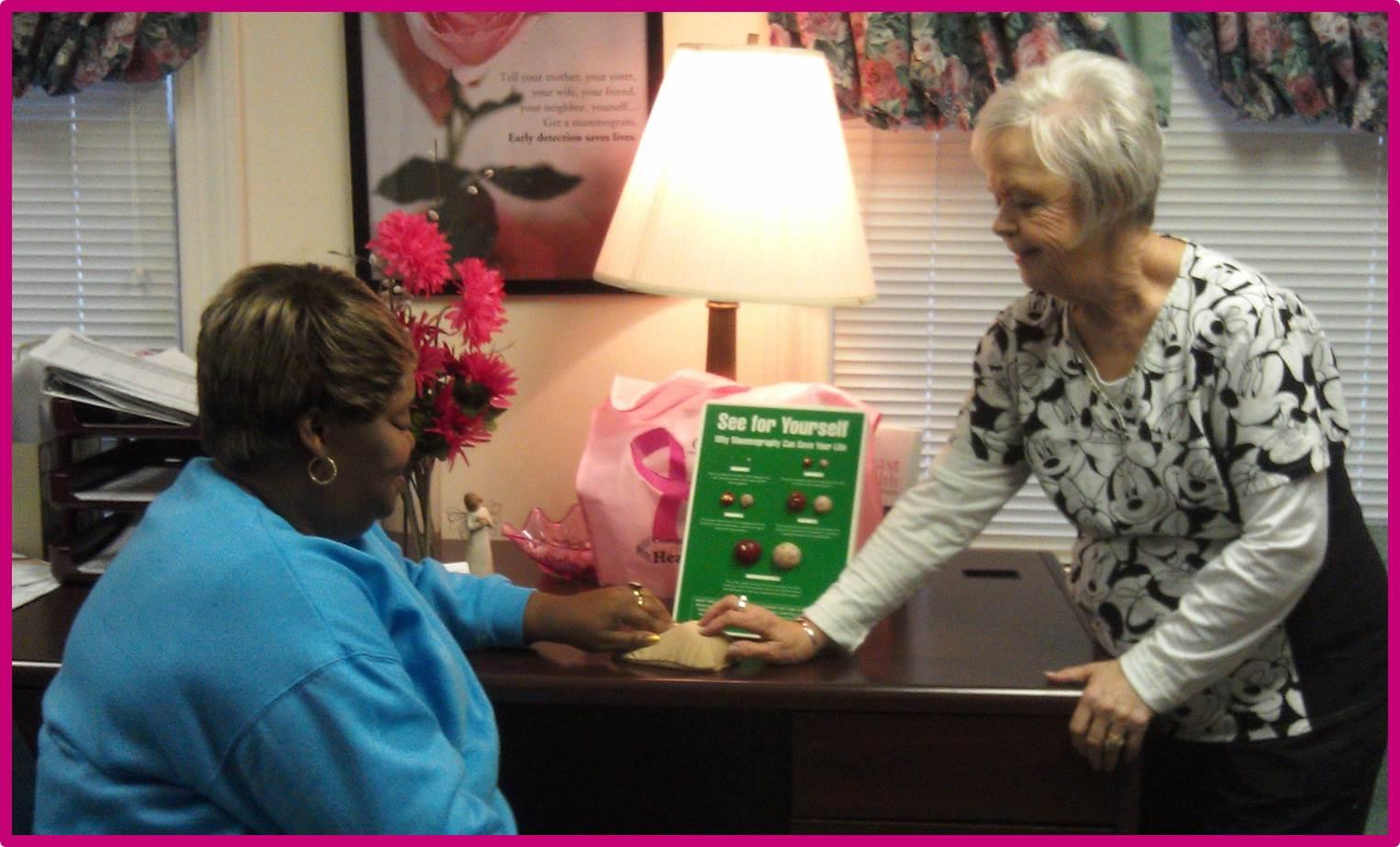 2013 July - Grantee Spotlight - Community Memorial Healthcen
