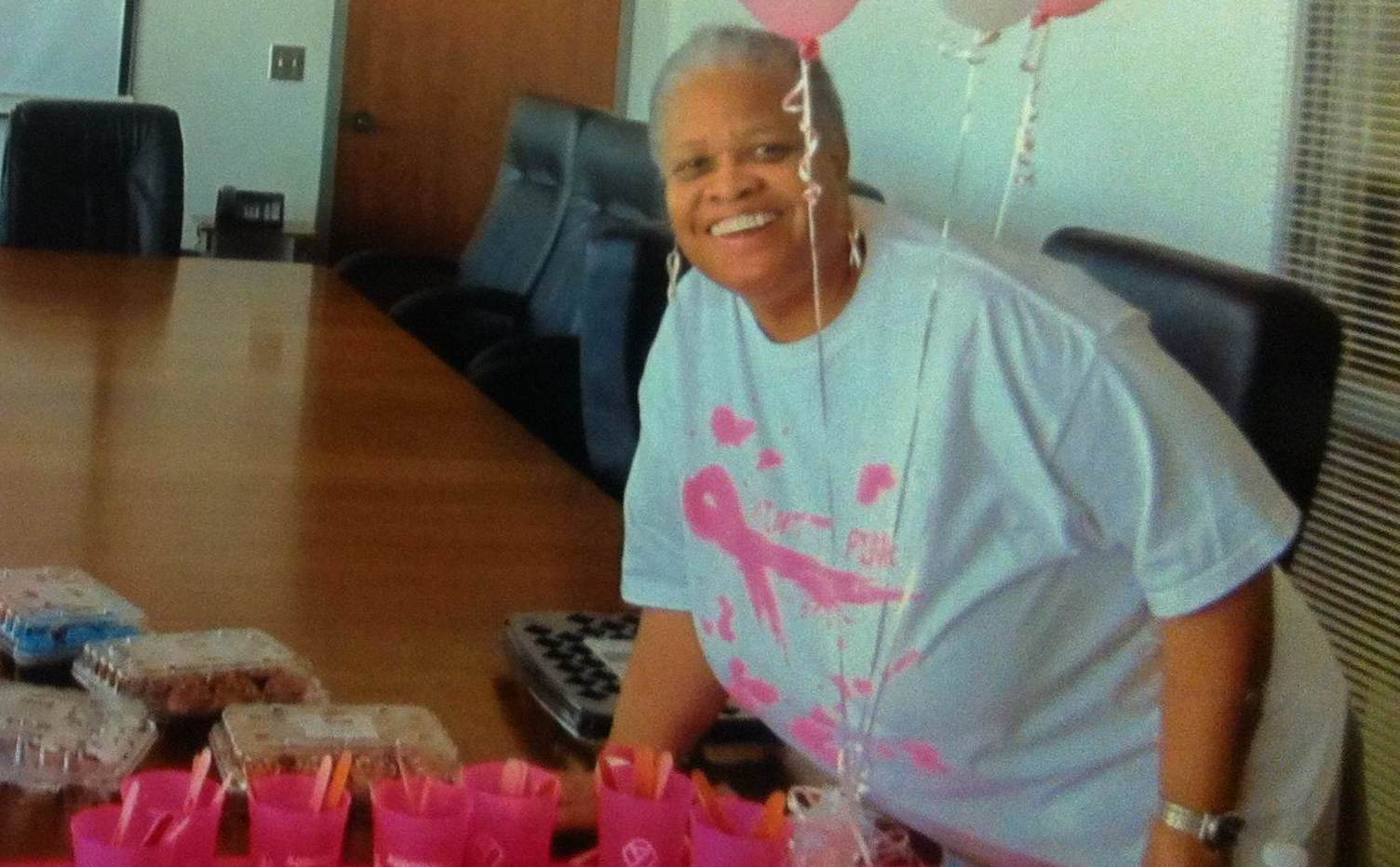 2013 September - Volunteer Spotlight - Yvette Robinson