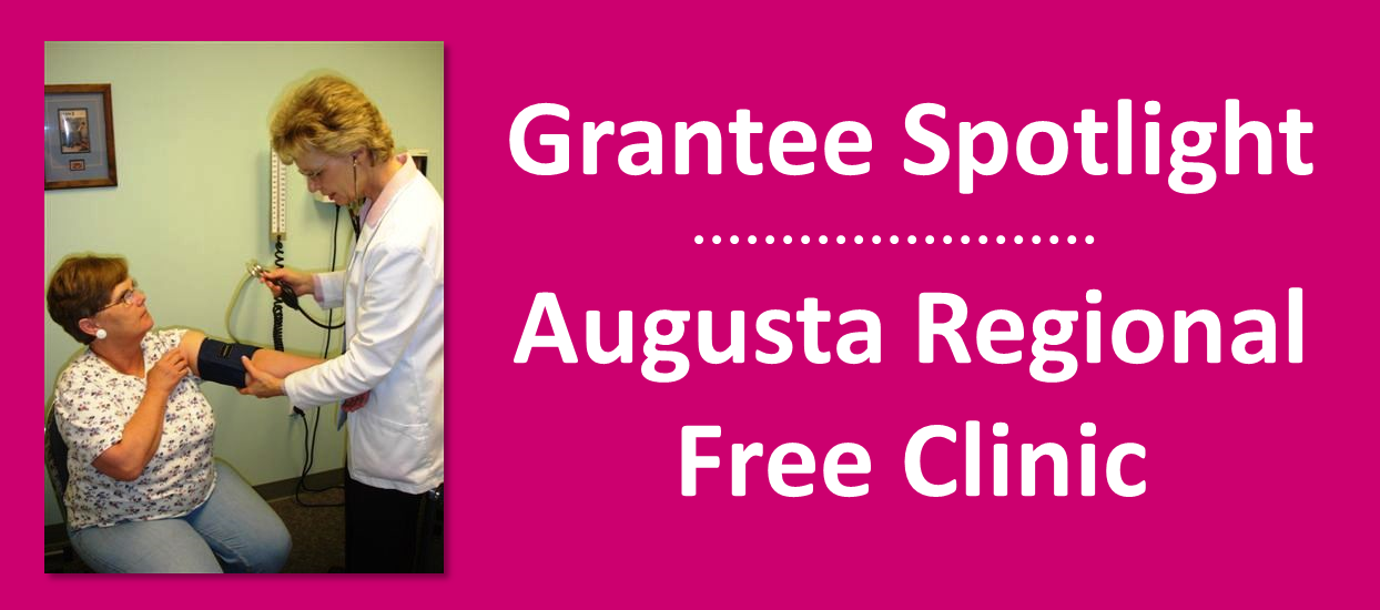 2014 March - Grantee Spotlight - Augusta Regional Free Clini
