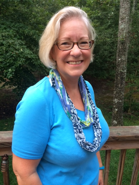 2014 September - Volunteer Spotlight - Shirley Helm