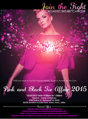 2015 Pink and Black Affair