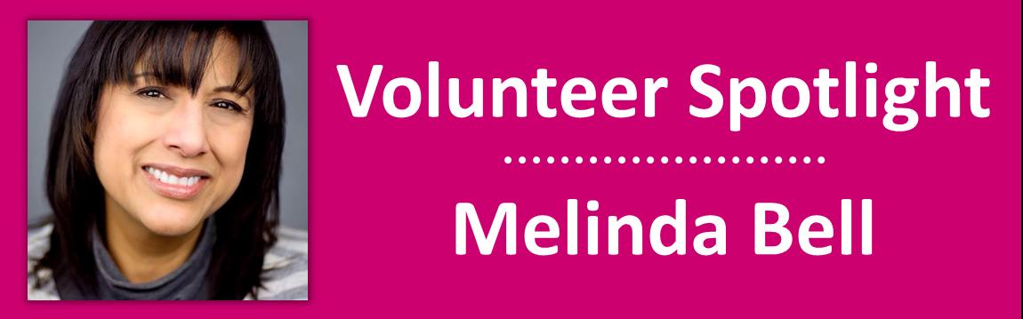 2016 January - Volunteer Spotlight - Melinda Bell