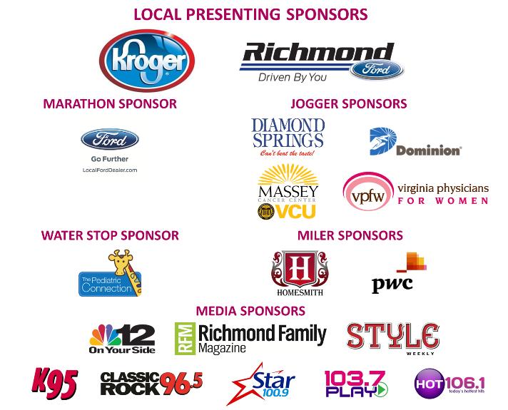 2016 Race Sponsors 2016 0410
