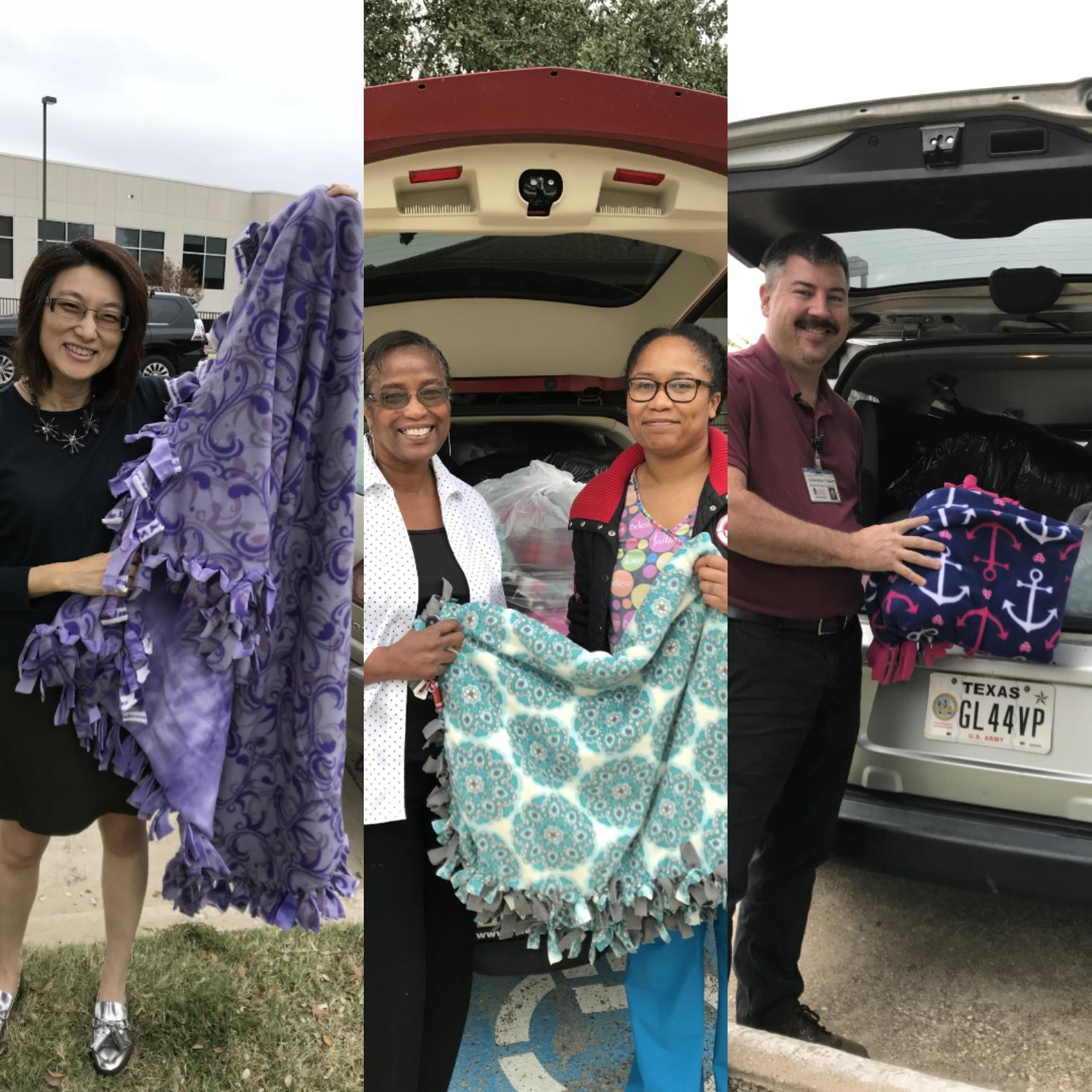 2017 Blanket Donation