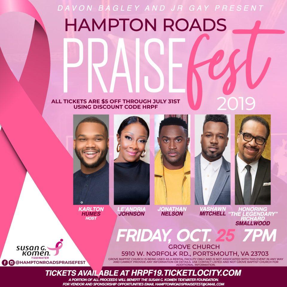 2019 Hampton Roads Praise Fest
