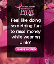 Feel like doing something fun to raise money while wearing pink?