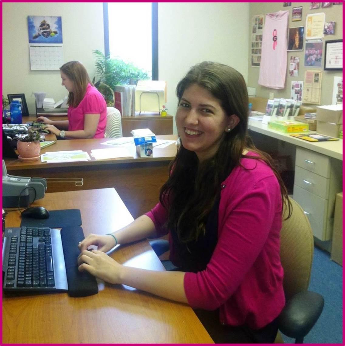 2013 June - Volunteer Spotlight - Alison Nunn