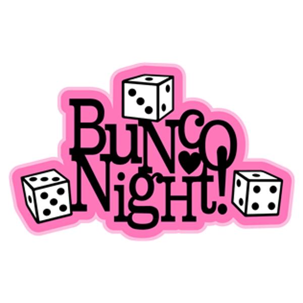 bunco night - square