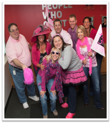 CDW is Making IT Pink!