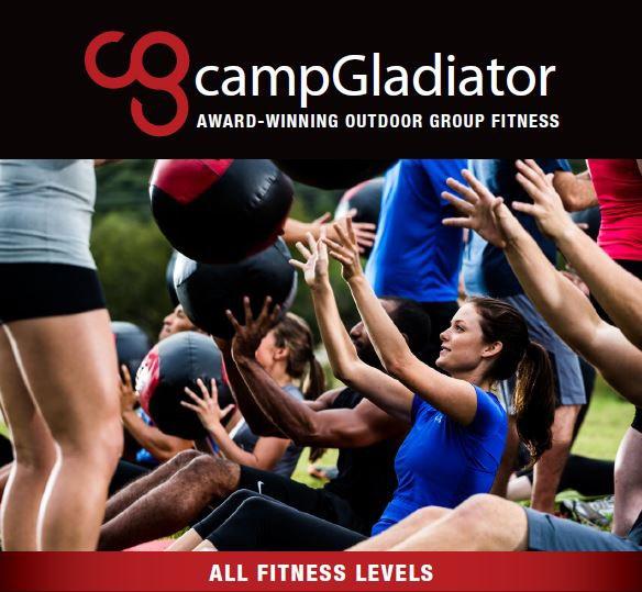 Camp Gladiator FREE Class Web Image
