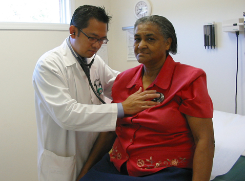 2012 July - Grantee Spotlight - Central VA Health Services I