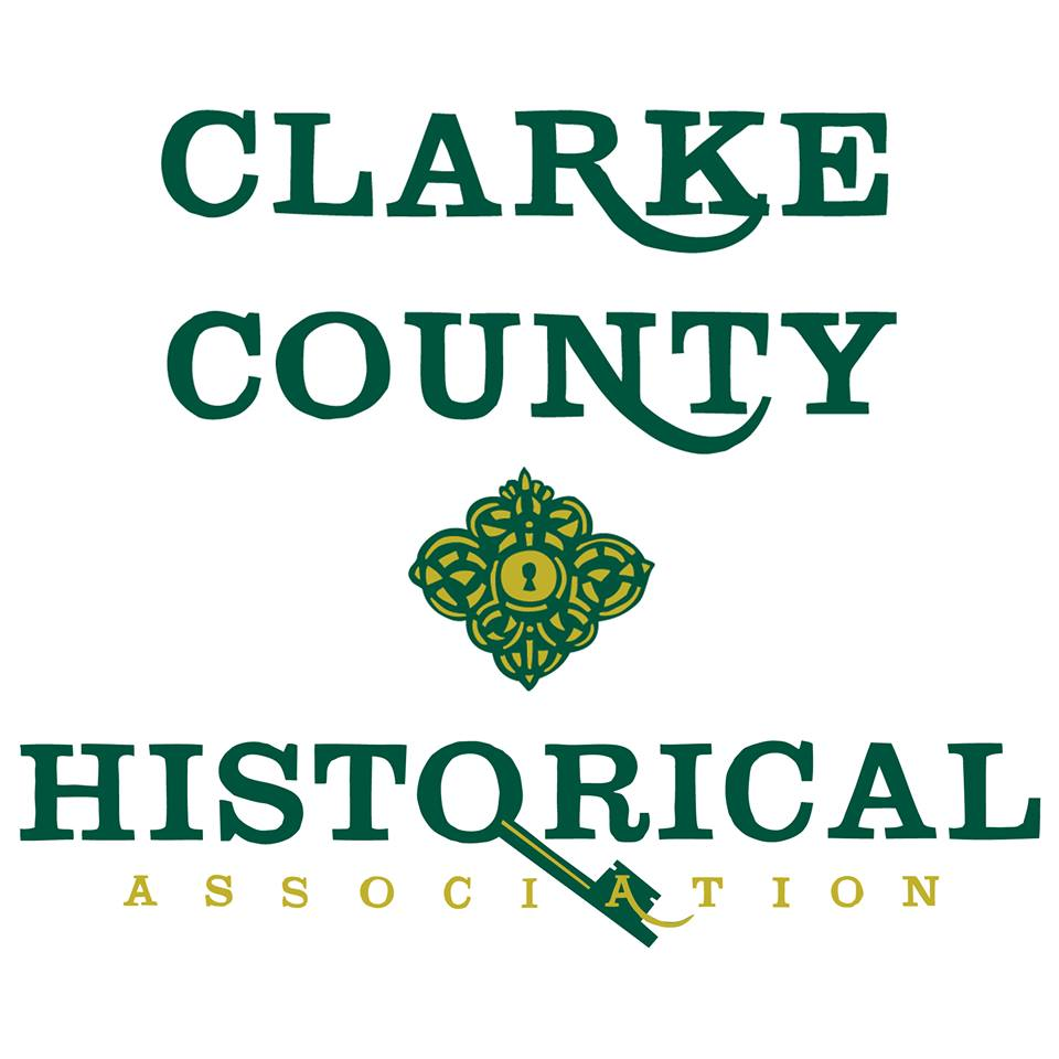 Clarke County Historical Association logo