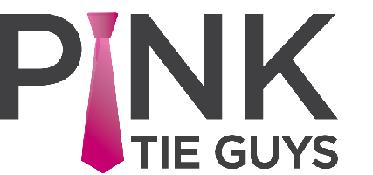 Pink Tie Guys Logo