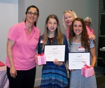 Youth Volunteer Award
