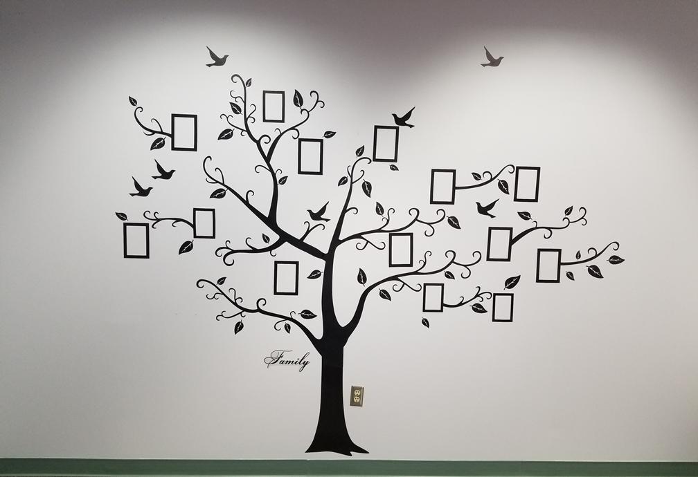 Volunteer Family Tree