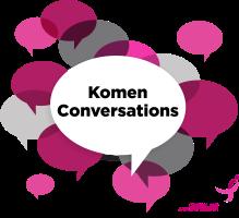 Komen Conversations - square logo - CEVA