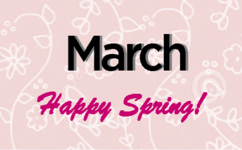 March Newsletter Header 2019