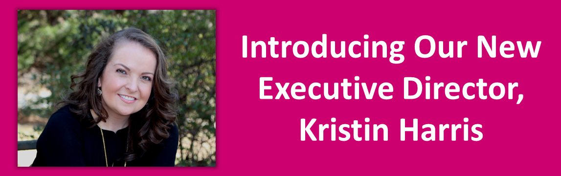 2016 March - Kristin Harris - new ED