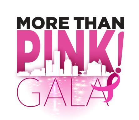 More than Pink 2017 Gala