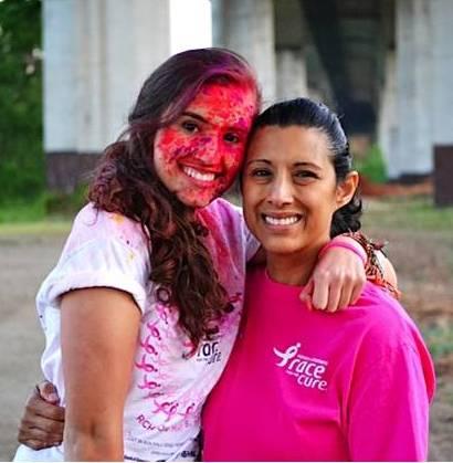 2012 06 Volunteer Spotlight - Natalia & Melinda Bell
