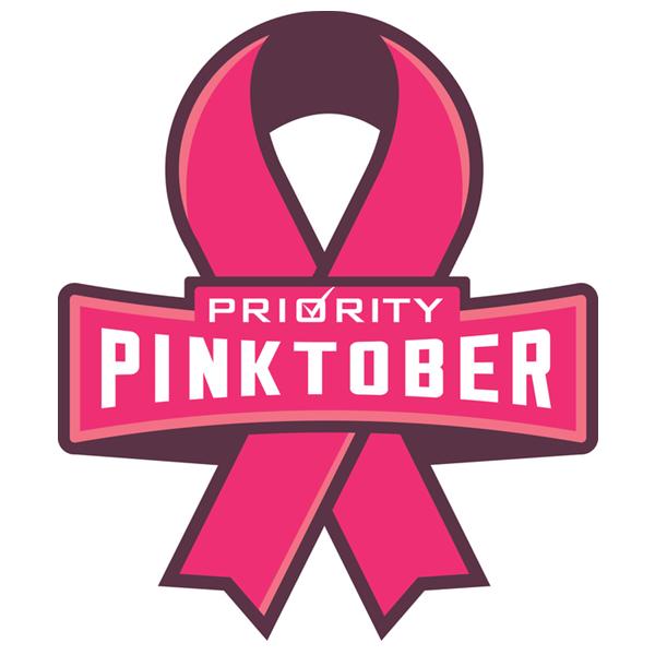 Priority Pinktober logo - square