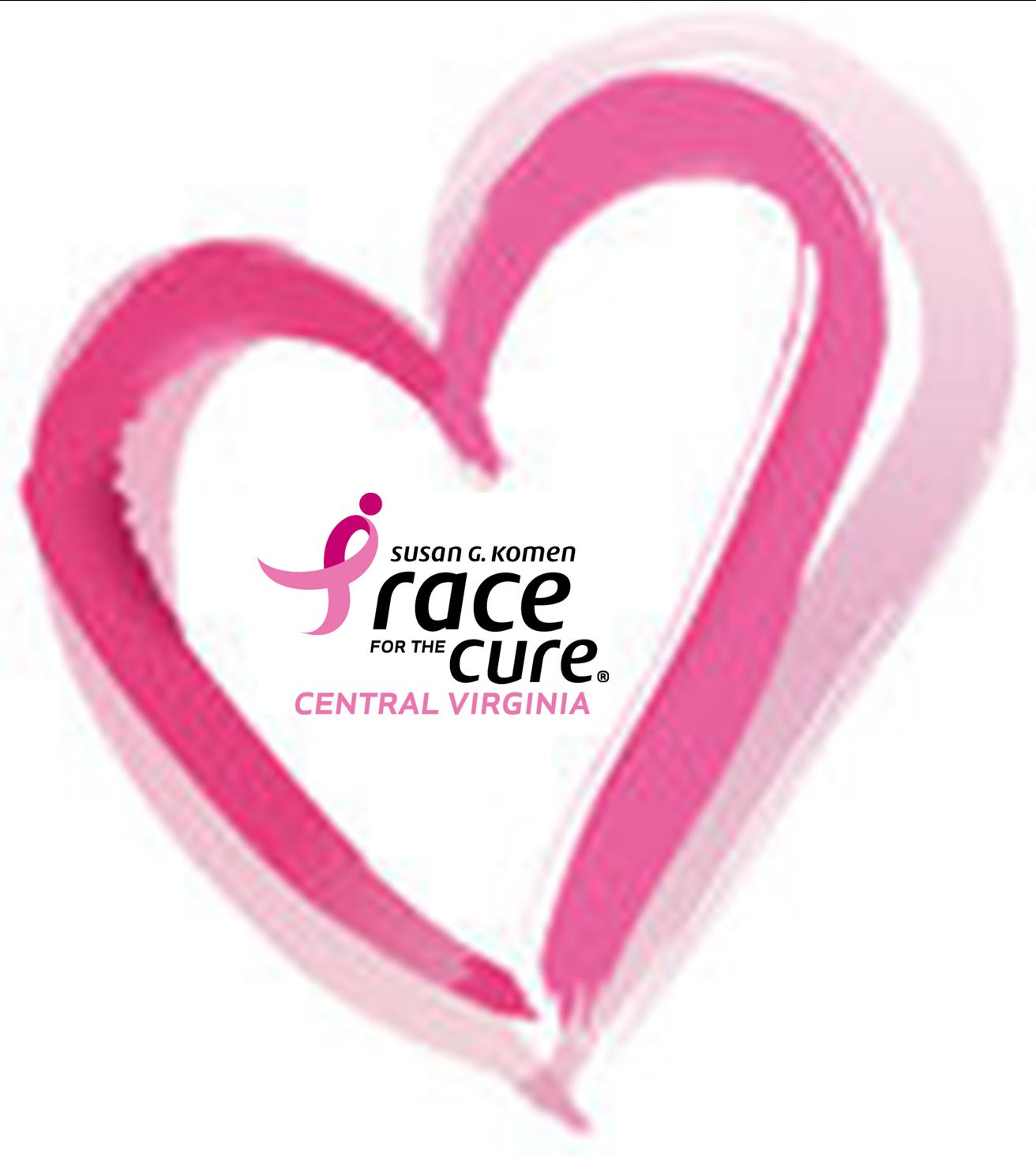 Race Logo in Heart