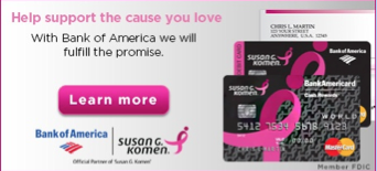 Bank of America 2016 Pink Ribbon Banking