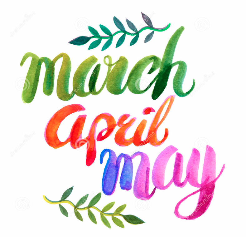 March April May v2