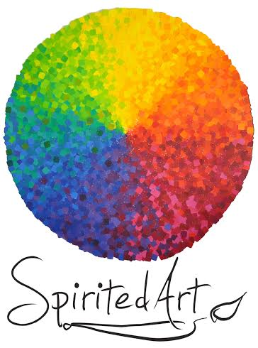 Spirited Art logo