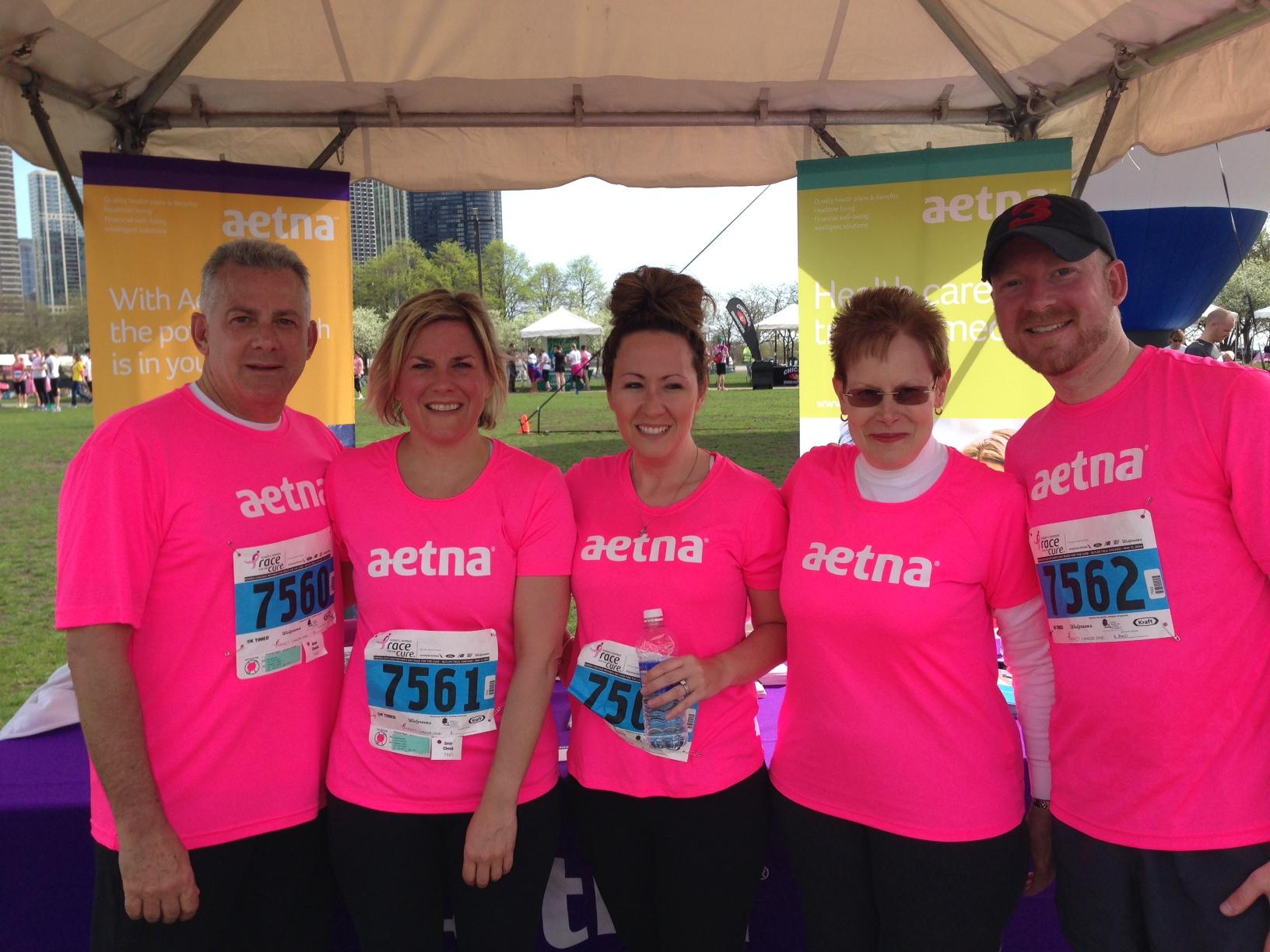 Team Aetna