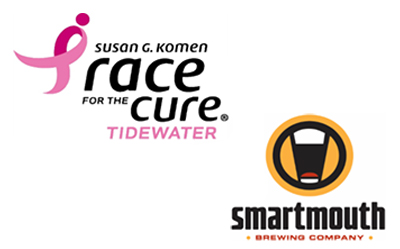 Tidewtaer and Smartmouth logo