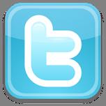 Twitter Logo - no background