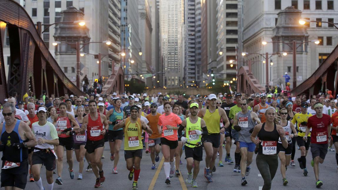 2014 Marathon