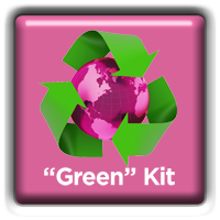 "Passionately Pink: ""Green"" Kit"