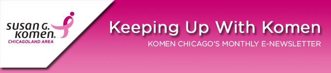 Keeping Up With Komen
