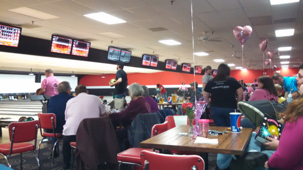 yorktown bowling for the cure