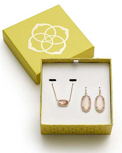 kendra-scott-dani-earrings-and-elisa-necklace-holiday-set-in