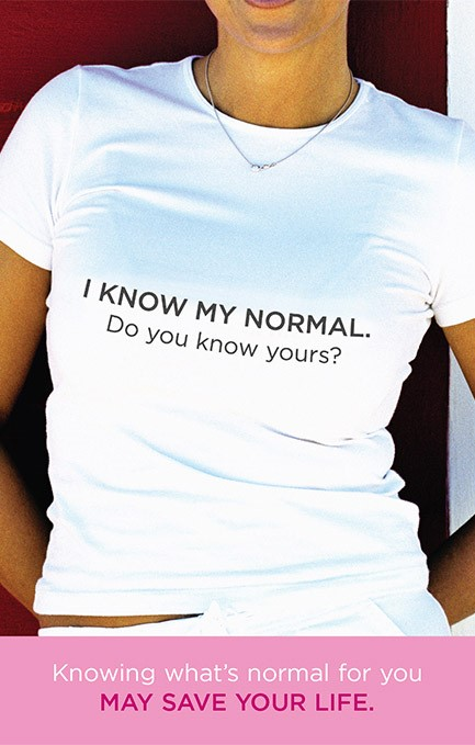 know your normal t-shirt