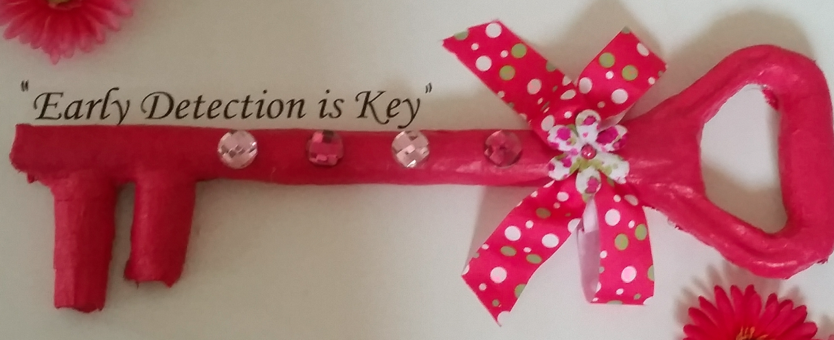 pink key contest