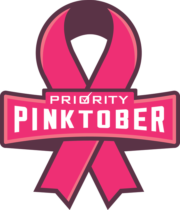 2016 Prioirty Pinktober logo