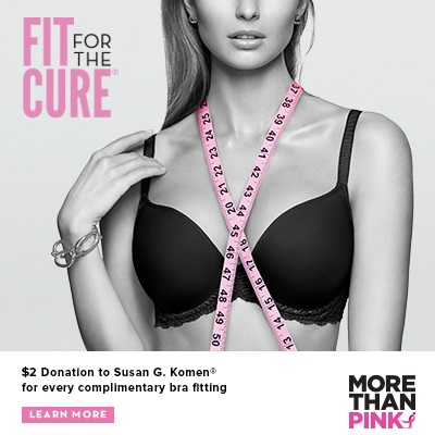 Wacoal Fit for the Cure 2017