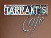 Tarrant's Cafe logo